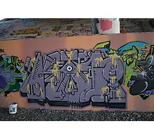 Graffiti 2009 Photographic Print