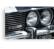 Interceptor car  Canvas Print