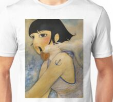 But she wanted to be a sailor Unisex T-Shirt