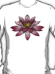Plum waterlily T-Shirt
