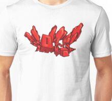 Red Mutate Unisex T-Shirt