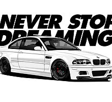 BMW E46 M3 by rizadeli