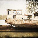 Old and Rusty by VikaRayu