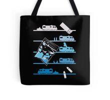 Tshirt Heisenberg - Tshirt Blue Meth Tote Bag
