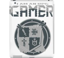 I am an RPG Gamer Tee iPad Case/Skin