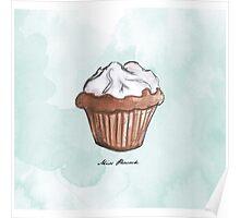 Petit cupcake Poster