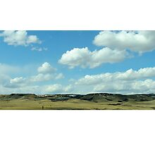 Eastend SK Photographic Print