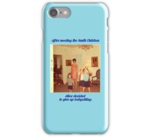 The Babysitter Blues iPhone Case/Skin