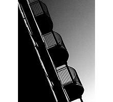 Balconies Photographic Print