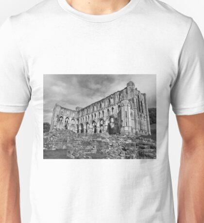 Ruins of Rievaulx Abbey Unisex T-Shirt
