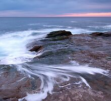 Receding Wave by Andrew Stockwell