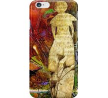 ROSEBUD The Angel of Sweet Songs iPhone Case/Skin