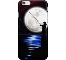 Rock Angler iPhone Case/Skin