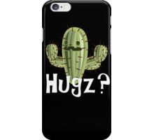 Hugz? iPhone Case/Skin