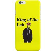 Hodgin's - Bones King of the lab iPhone Case/Skin