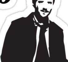 Hodgin's - Bones King of the lab Sticker