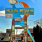 MOON MOTEL by Joe Schaf