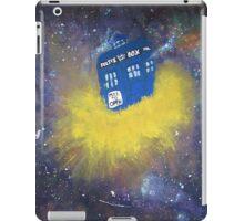 Blue Police Box  iPad Case/Skin