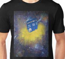 Blue Police Box  Unisex T-Shirt