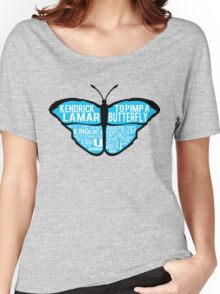 To Pimp a Butterfly Women's Relaxed Fit T-Shirt