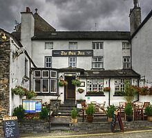 The Sun Inn, Hawkshead by Jamie  Green