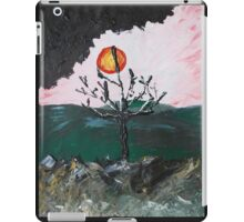 Umbrian Sunset iPad Case/Skin