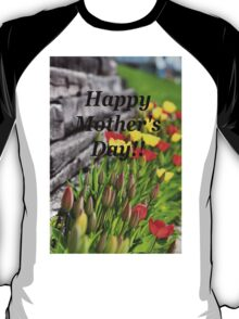Mother's Day Tulips T-Shirt