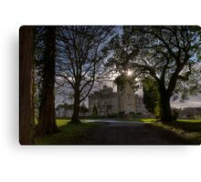 Dromoland Castle Hotel, County Clare, Ireland Canvas Print