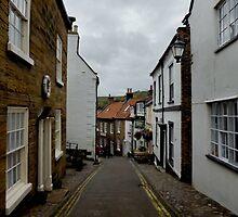Robin Hood's Bay | Street by Sarah Couzens