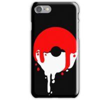 Pokeball Melt iPhone Case/Skin