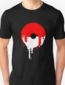 Pokeball Melt Unisex T-Shirt