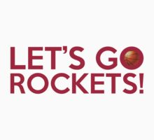 Let's Go Rockets! Kids Clothes