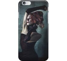 Grunge Moll iPhone Case/Skin