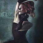 Grunge Moll by Jennifer Rhoades