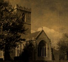 The Parish Church of St Andrew | Texture Sticker