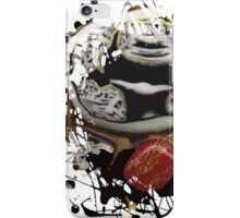 The Strength of My Constitution! iPhone Case/Skin