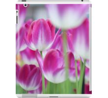 Spring Celebration. Tulips of Keukenhof iPad Case/Skin
