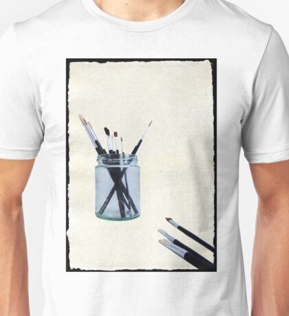 Blank Canvas | Black Unisex T-Shirt