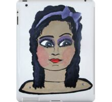 What a Doll iPad Case/Skin