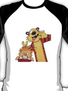 calvin and hobbes yuck T-Shirt
