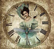 Miss Minerva by Lydia Marano