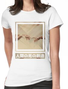 The Creation Womens Fitted T-Shirt
