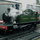 Great Western 4566 by Sarah Couzens