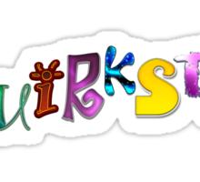 Quirkster Sticker