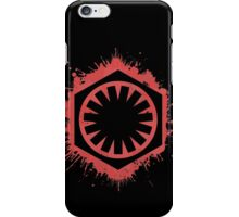 First Order iPhone Case/Skin