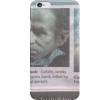 In today iPhone Case/Skin