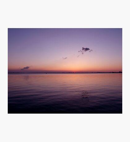 Hull Horizon Photographic Print