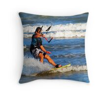 watersports Throw Pillow