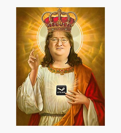 OH LORD GABEN  Photographic Print
