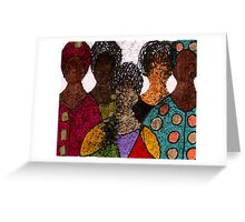 Five Alive Greeting Card
